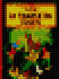 14 LegoTemple