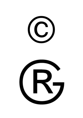 logo, Tintin, ©RG