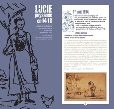 pages d'introduction