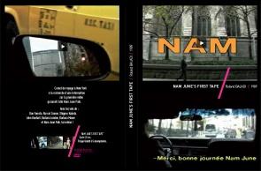 Habillage jaquette DVD