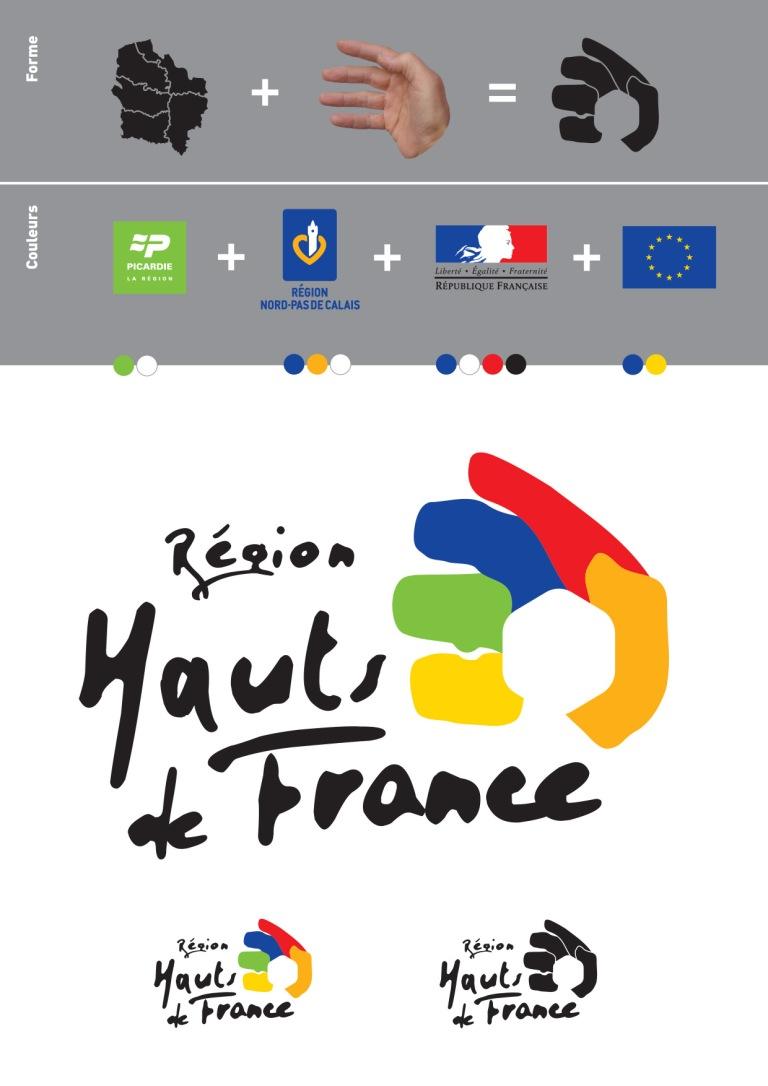 proposition logo Haut de France